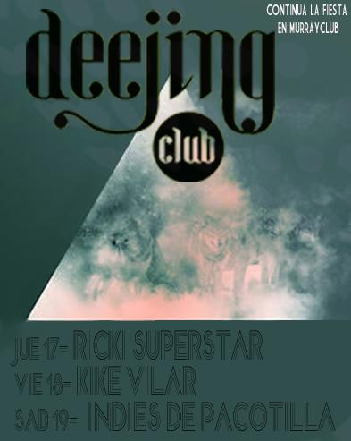 deejing semana 15