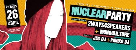 paniko nuclear