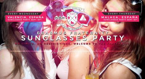 sunglasses party