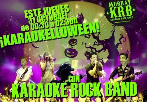 Karaoke Halloween