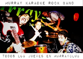 karaoke rock band valencia