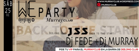 discoteca murray