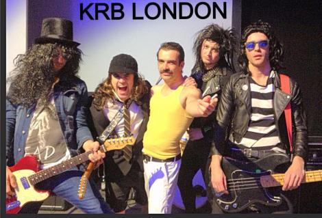 karaoke rock band london
