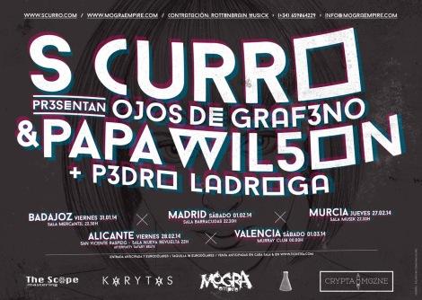 s curro wilson murray