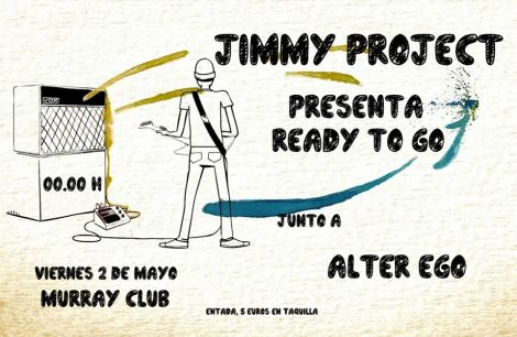 jimmy project concierto live murrayclub valencia