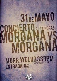 MOrgana vs morgana