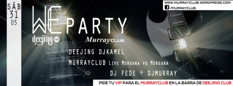 we party 31.05