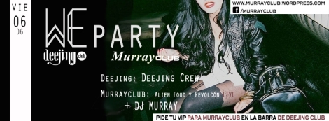 murray disco we party vier 0606
