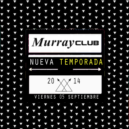 nueva temporada murrayclub