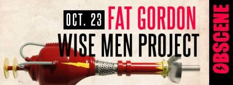 obscene fat gordon wise men murray
