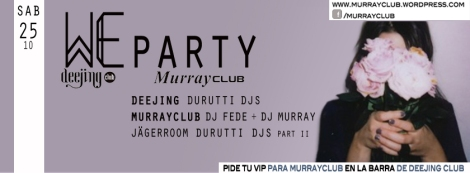 We party murray 2510