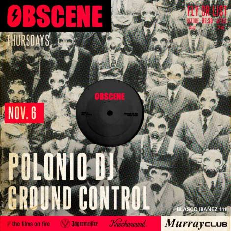 obscene ground contro