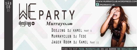 we party 08.11