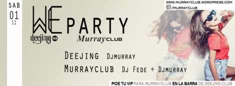 We party murray 0110