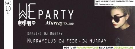We party murra fiesta murray
