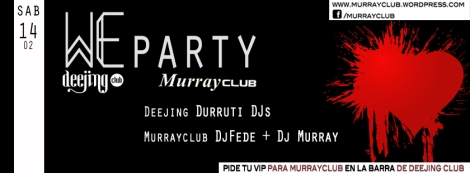 murray disco we party sab 1005