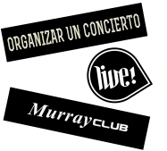 organizar concierto en valencia murray