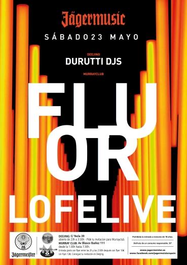 jägermusic fluor lovelive murrayclub